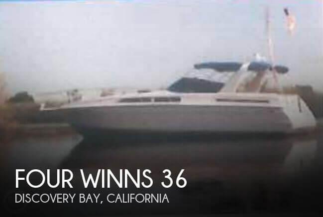1993 Four Winns 365 Express