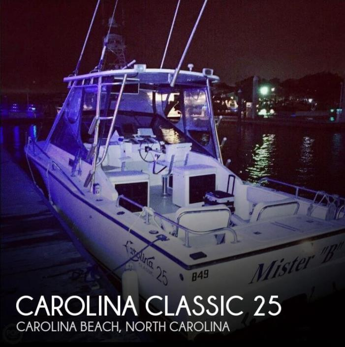 1999 Carolina Classic 25