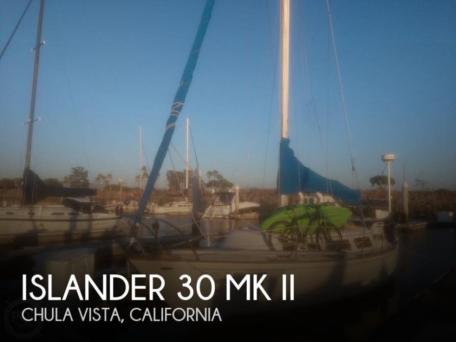 1971 Islander Sailboats 30 MK II