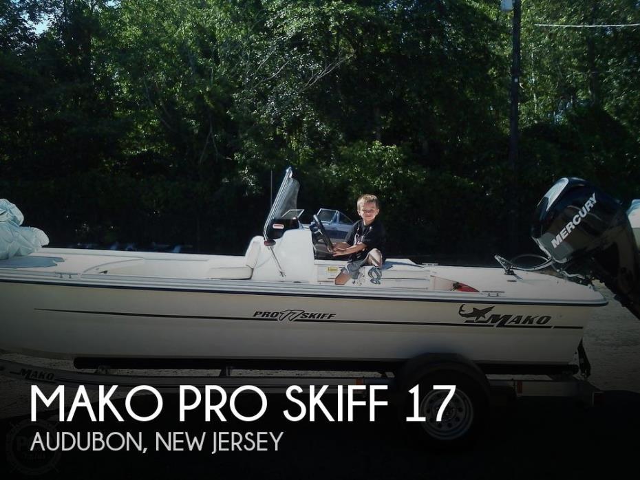 2012 Mako INSHORE PRO 17 SKIFF