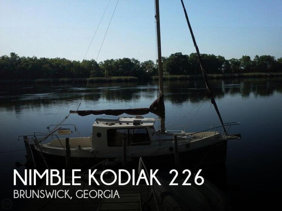 1993 Nimble Kodiak 226