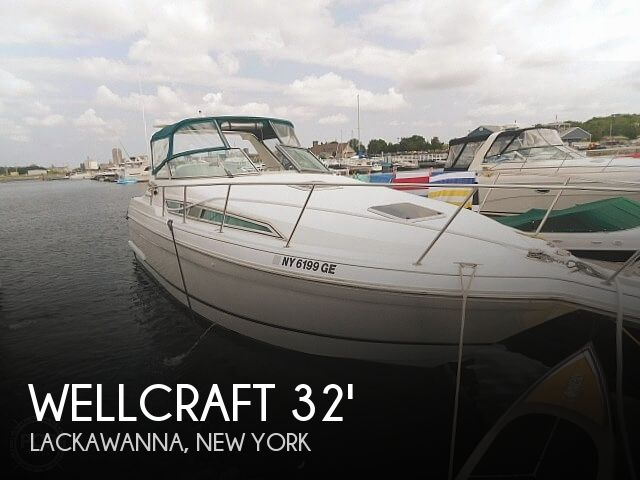 1996 Wellcraft Martinique