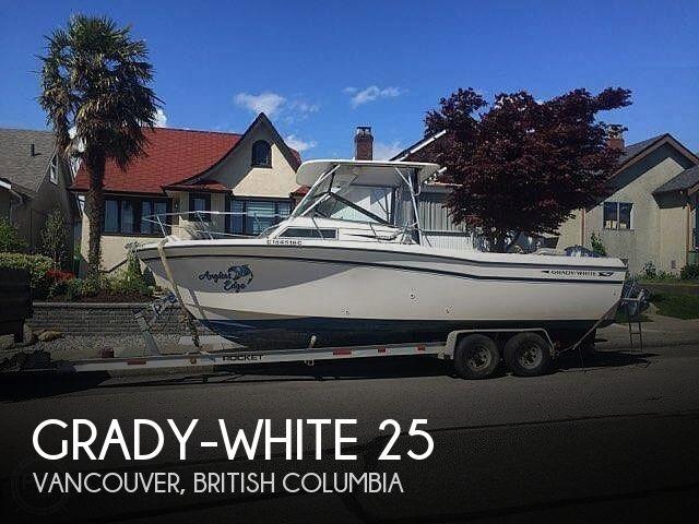 1991 Grady-White Trophy Pro 25