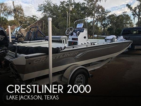 2019 Crestliner 2000 Bay