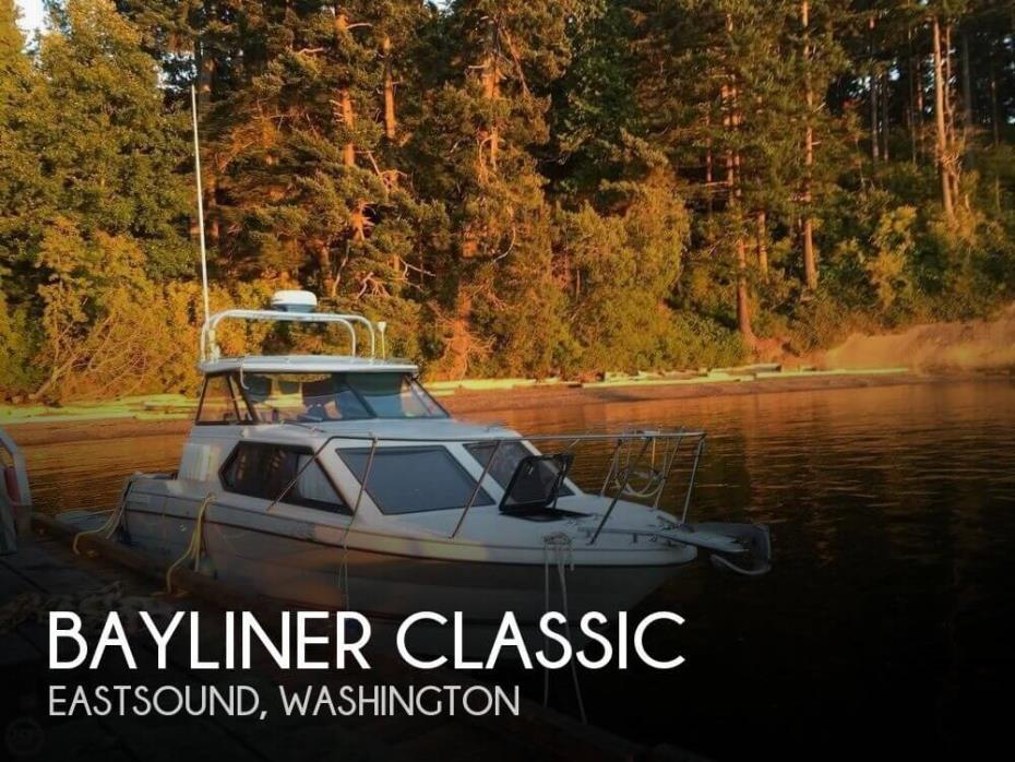1993 Bayliner 2452 CIERA EXPRES