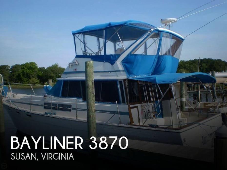 1983 Bayliner 3870