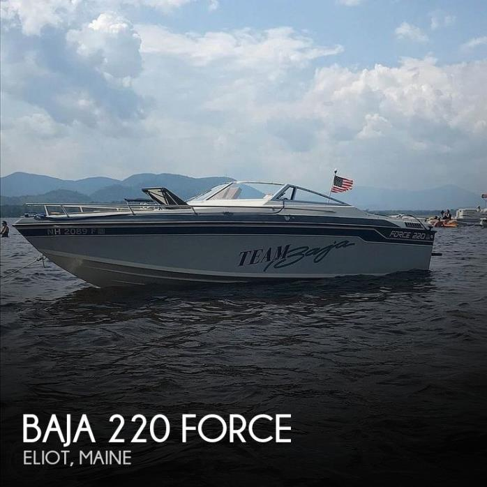 1986 Baja 220 Force