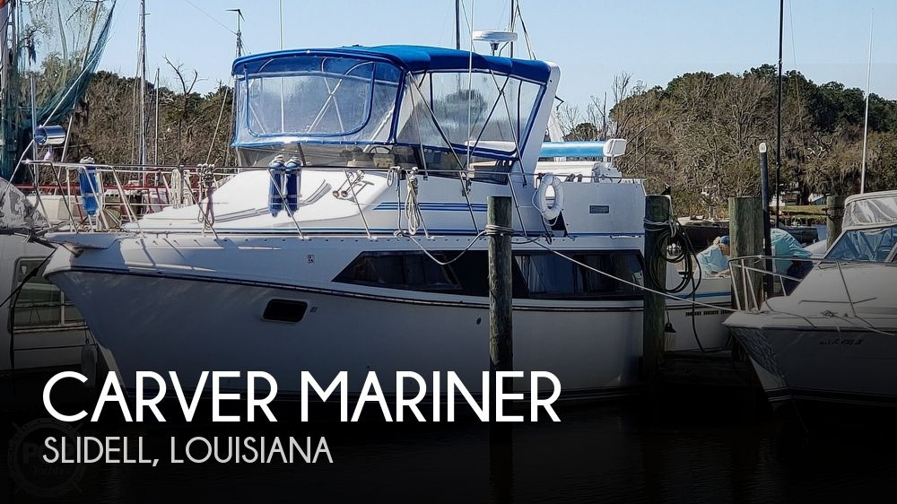 1988 Carver 3697 Mariner