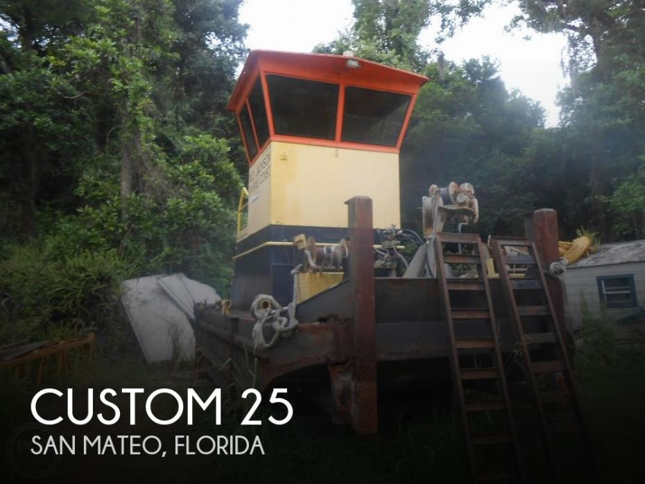 1991 Custom 25