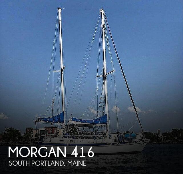 1981 Morgan Out Island 416