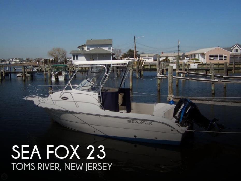 2003 Sea Fox 23