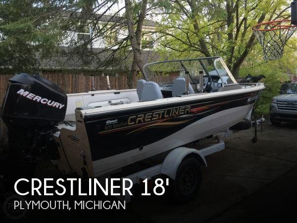 2006 Crestliner 1850 Sportfish