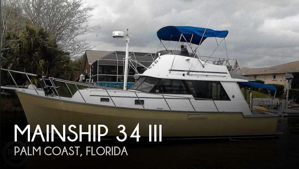 1983 Mainship 34 III