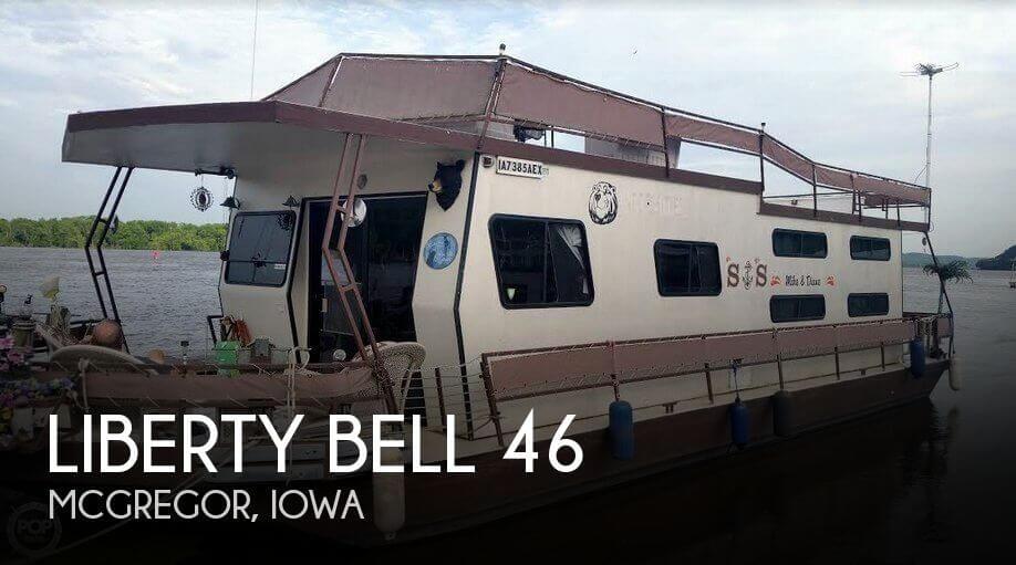 1990 Liberty Bell 15 x 46