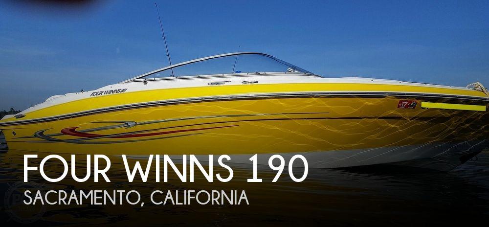 2005 Four Winns 190 Horizon