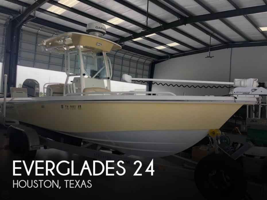 2006 Everglades 243CC