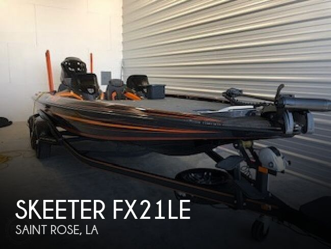 2017 Skeeter FX21LE