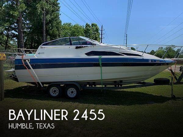 1988 Bayliner Ciera 2455 Sunbridge