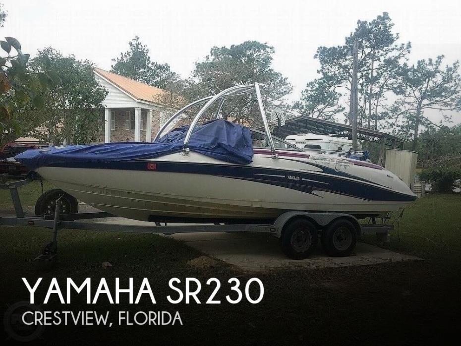 2004 Yamaha SR230