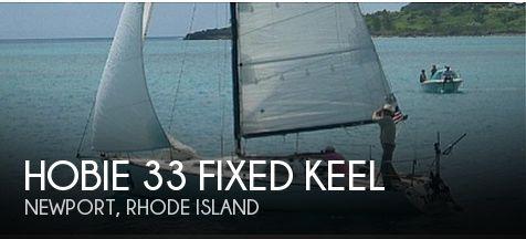 1984 Hobie 33 Fixed Keel