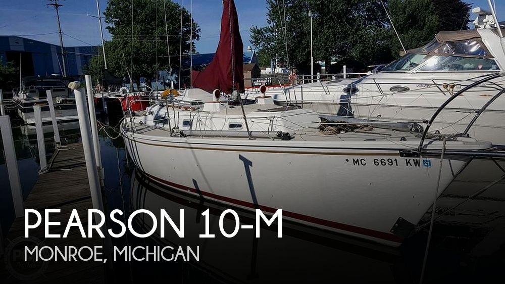 1975 Pearson 10M