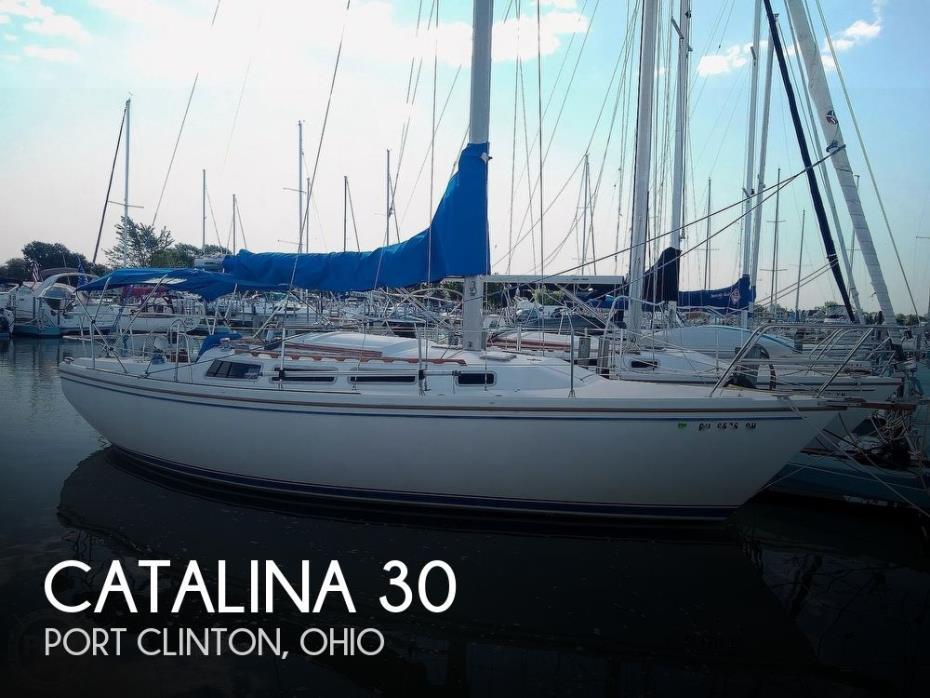 1984 Catalina C-30 Tall Rig
