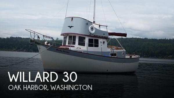 1973 Willard vega searcher 30
