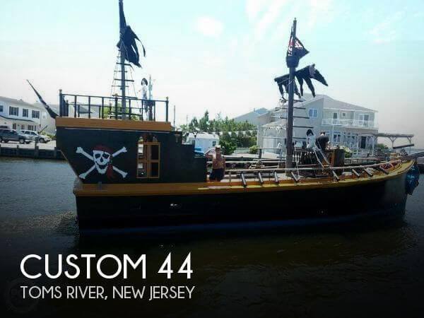 1961 Custom Pirate Ship