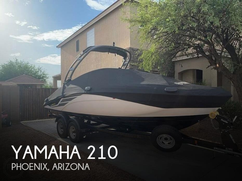 2018 Yamaha AR210
