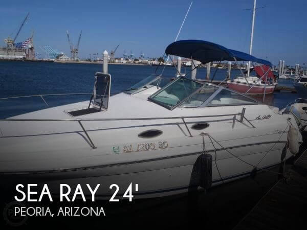 1996 Sea Ray 240 Sundancer