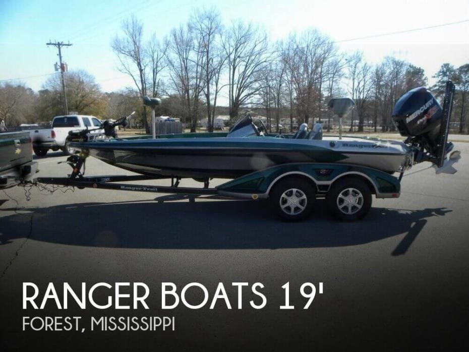 2014 Ranger Boats Z519C Comanche