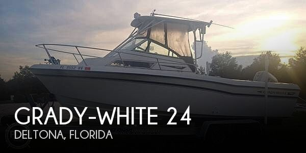 1993 Grady-White 24