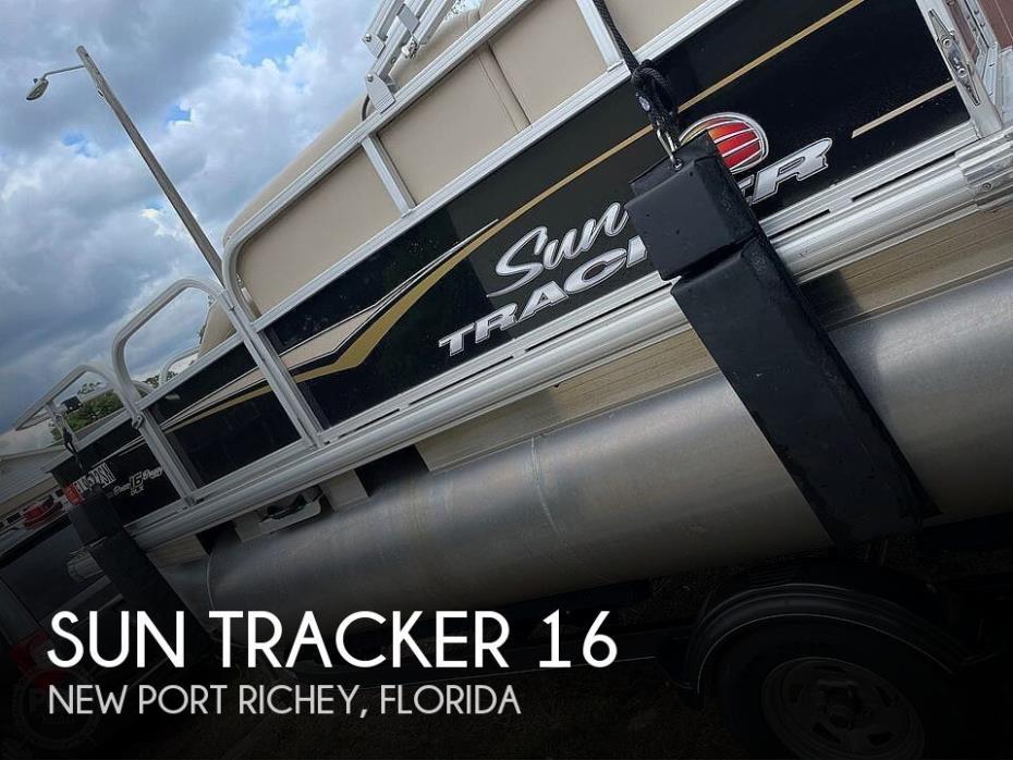 2020 Sun Tracker 16