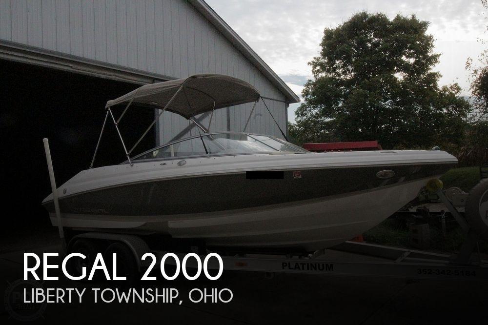 2011 Regal 2000