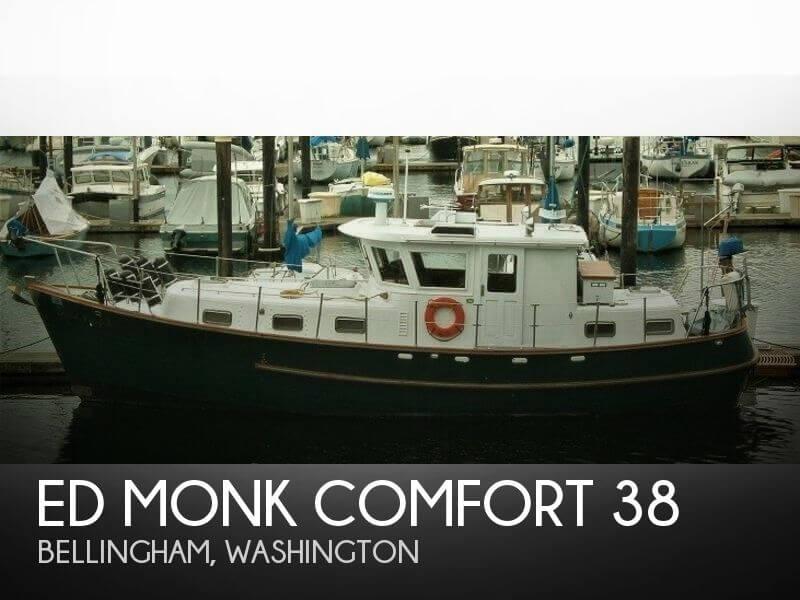 1985 Ed Monk 38 Comfort