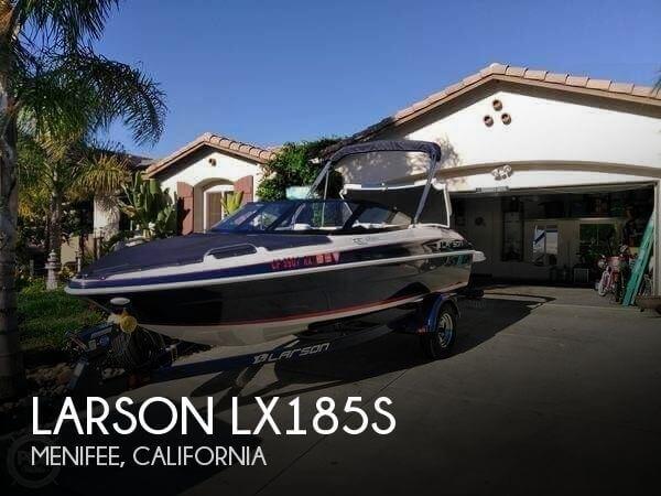 2015 Larson LX185S