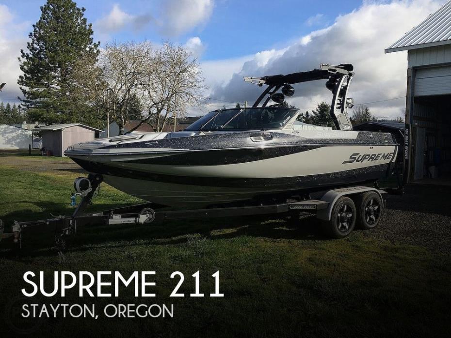 2017 Supreme S211 Extreme