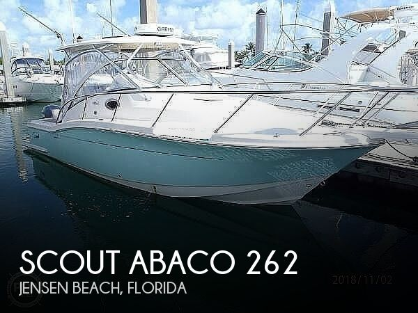 2006 Scout Abaco 262