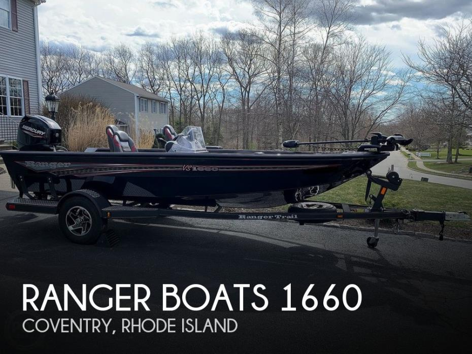 2020 Ranger Boats VS1660SC