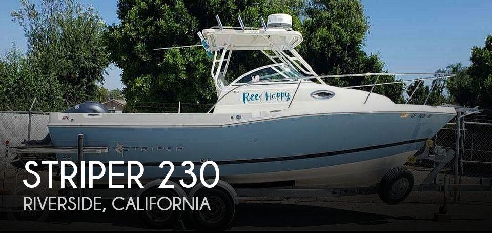 2017 Striper 230