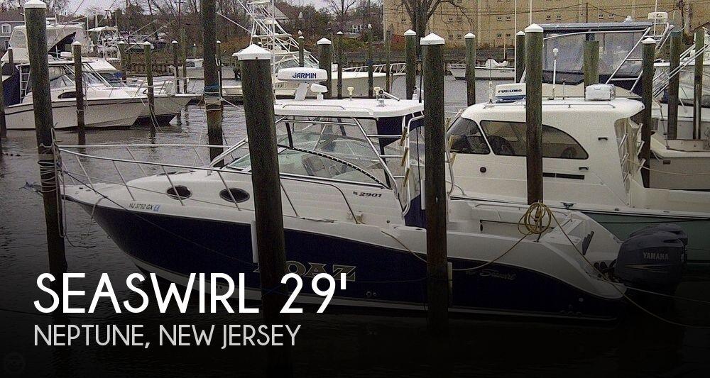 2005 Seaswirl 2901 Striper