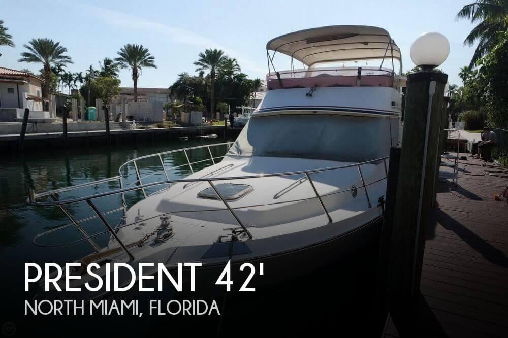 1994 President 425 Sun Deck