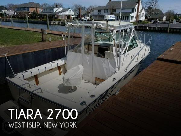 1983 Tiara 2700