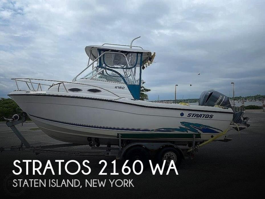 1998 Stratos 2160 WA