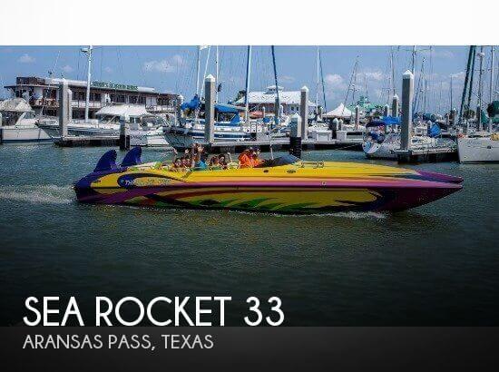 2006 Sea Rocket 33