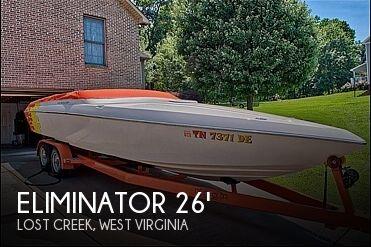 2002 Eliminator Eagle XP 260
