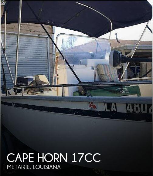 2000 Cape Horn 17cc