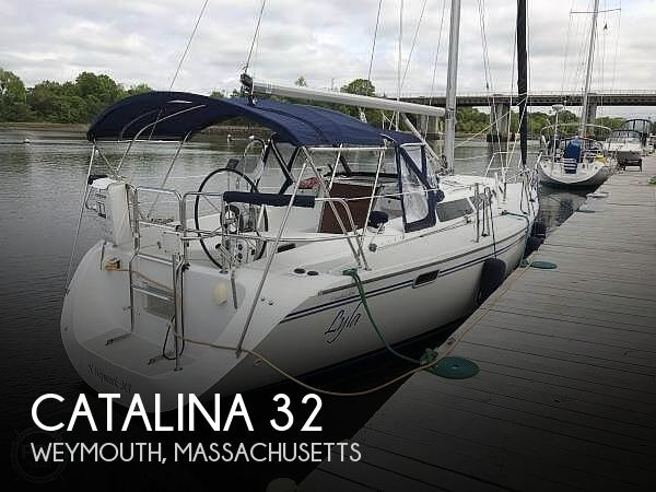 1996 Catalina 320 sloop