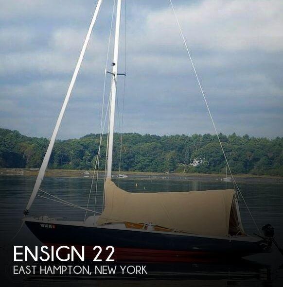 1982 Ensign 22