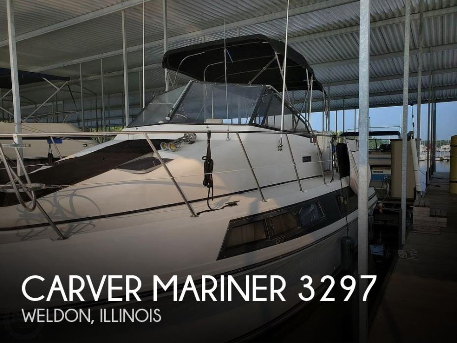 1989 Carver Mariner 3297
